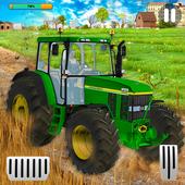 Farm Tractor Megafarming 3D icon