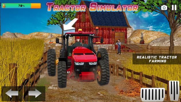 Farm Tractor Megafarming 3D screenshot 2