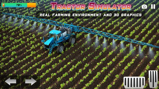 Farm Tractor Megafarming 3D screenshot 3