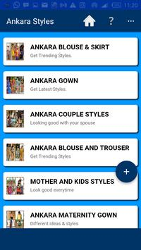 Ankara Fashion Styles 2019 screenshot 1