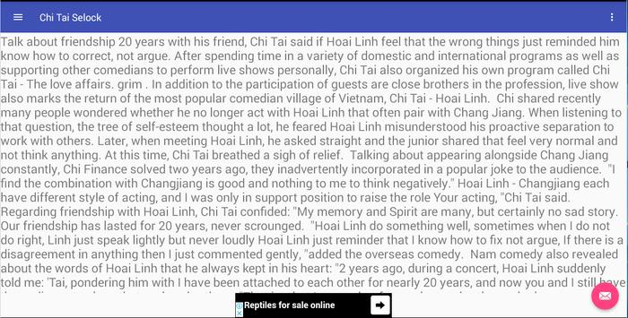 Chi Tai Selock screenshot 2