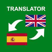 Spanish - English Translator 图标