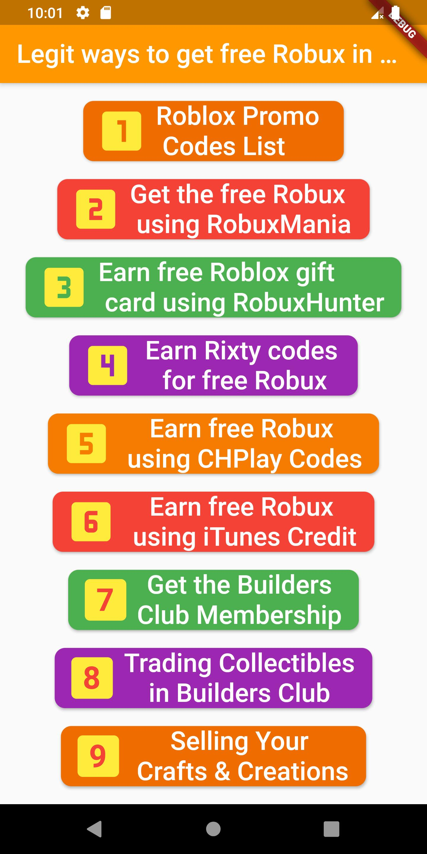 Guide Get Free Robux For Roblox New Rbx For Android Apk Download