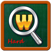 Word Search Hard icon