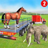 Animal Zoo Transport Simulator icono