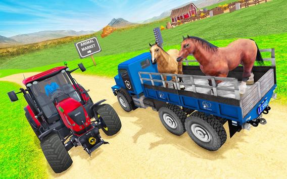 Animal Zoo Transport Simulator captura de pantalla 10
