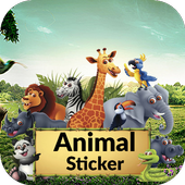 WAStickers - Cute Animal Stickers icon
