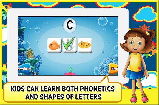 Animal Alphabet for Kids screenshot 11