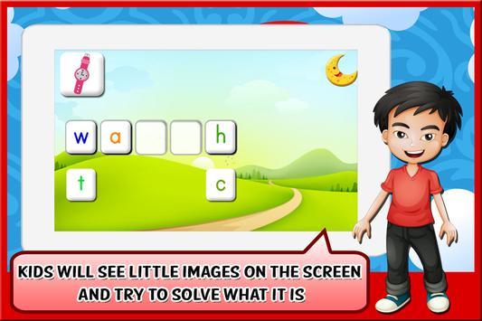Animal Alphabet for Kids screenshot 12