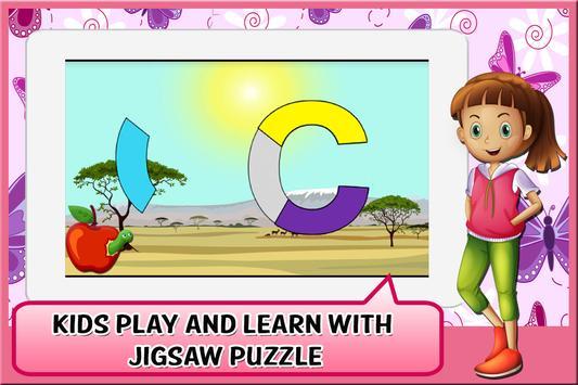 Animal Alphabet for Kids screenshot 13