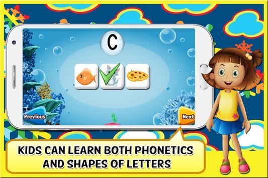 Animal Alphabet for Kids screenshot 3