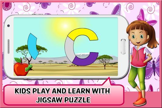 Animal Alphabet for Kids screenshot 5