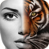 Animal Face Changer - Face Morphing - Maker App icon