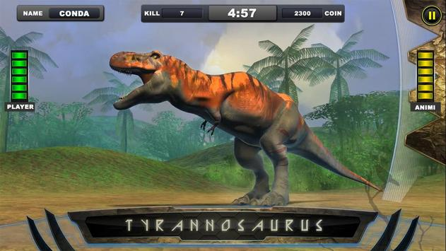 Angry Anaconda vs Dinosaur Simulator 2019 screenshot 6
