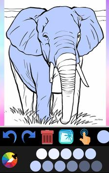 Animal Coloring Book screenshot 1