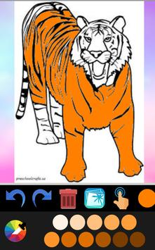 Animal Coloring Book screenshot 4