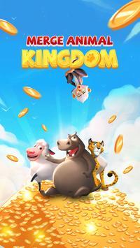 Merge Animal Kingdom poster