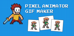 3D Pixel Animation Maker – MP4 Video And GIF