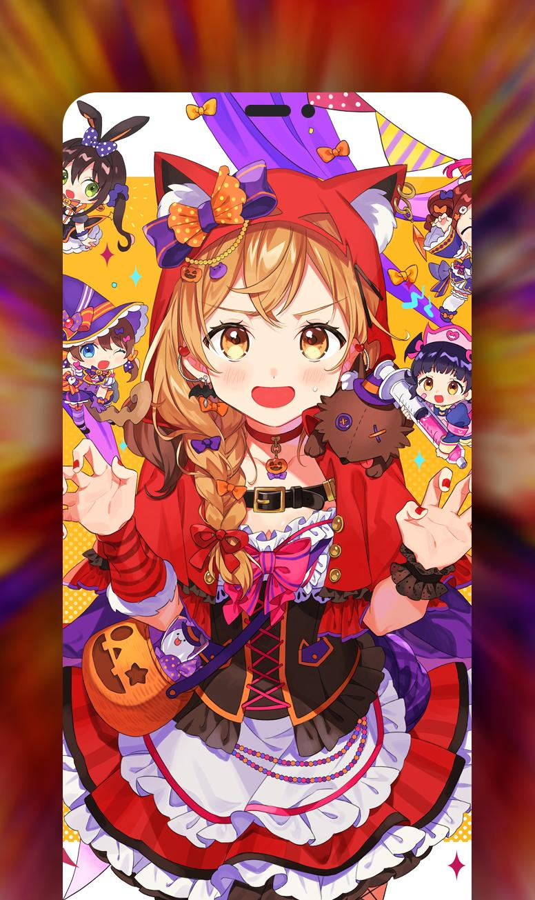 Anime Halloween Wallpaper For Android Apk Download