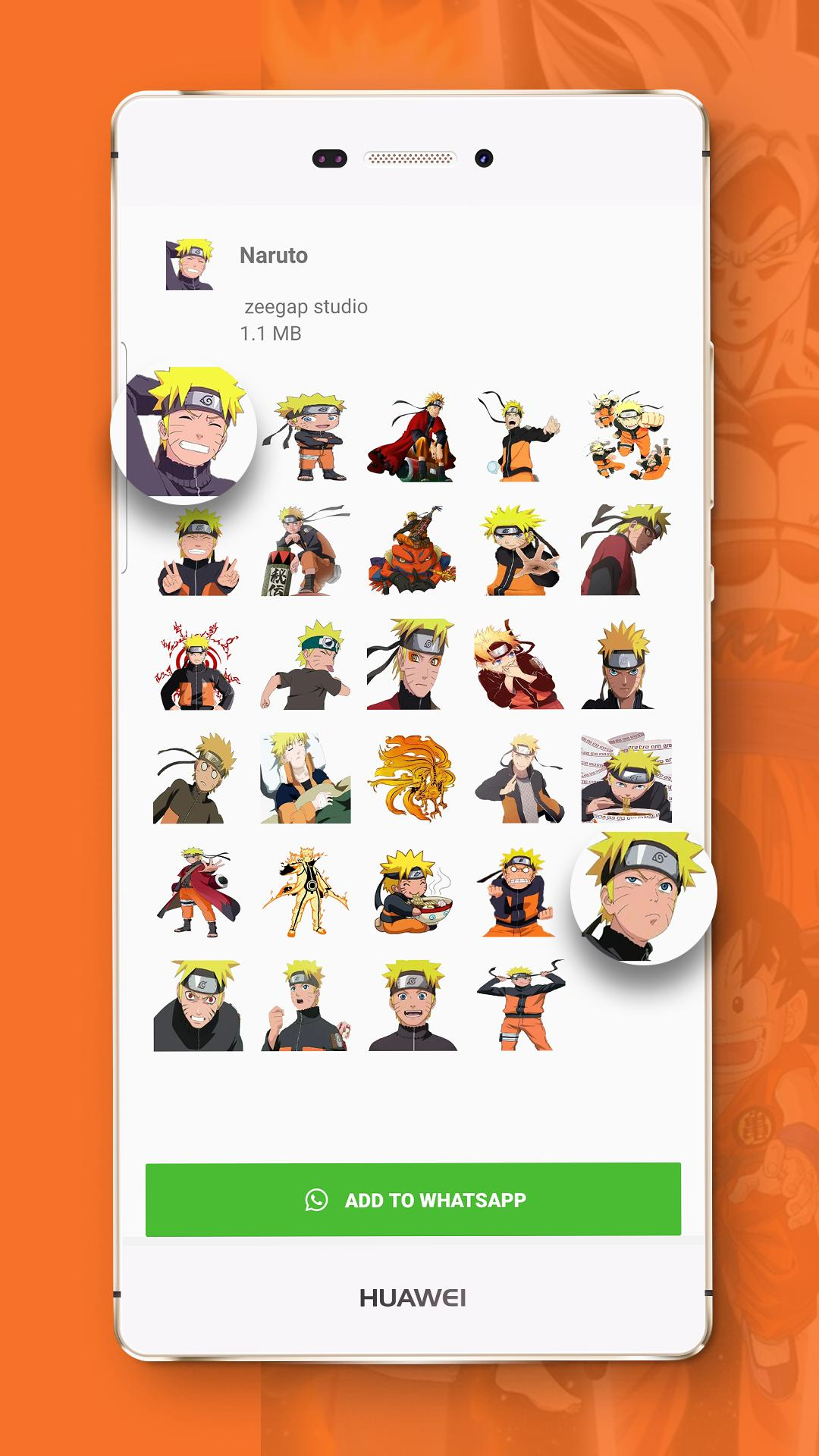 Anime Stickers Wastickerapps For Whatsapp For Android Apk Download