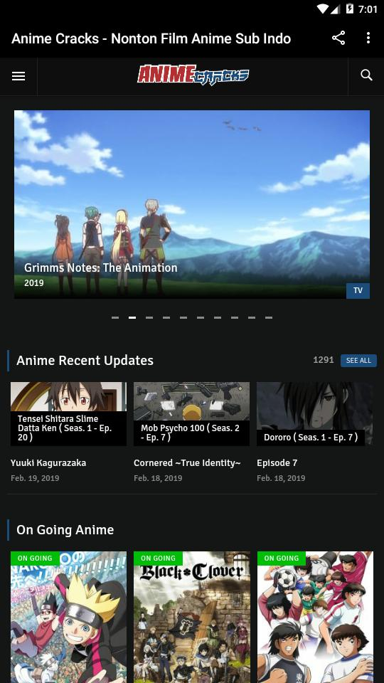 Anime Cracks for Android - APK Download