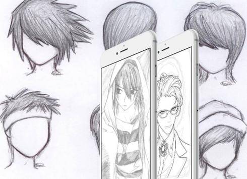 Drawing Anime Boy screenshot 2