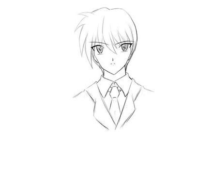 Drawing Anime Boy screenshot 9