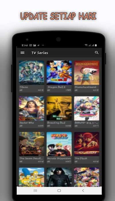 Aplikasi Nonton Anime Sub Indo Di Iphone