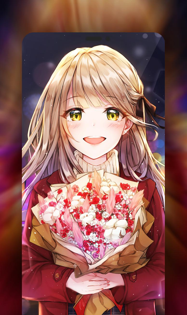 Anime Girl Wallpaper for Android - APK Download