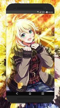 Anime Girl Wallpaper screenshot 1
