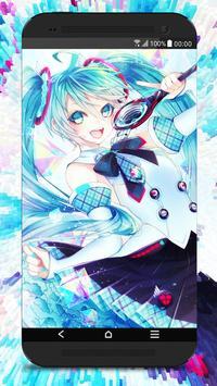 Anime Girl Wallpaper screenshot 2