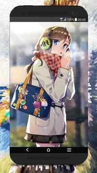 Anime Girl Wallpaper screenshot 6