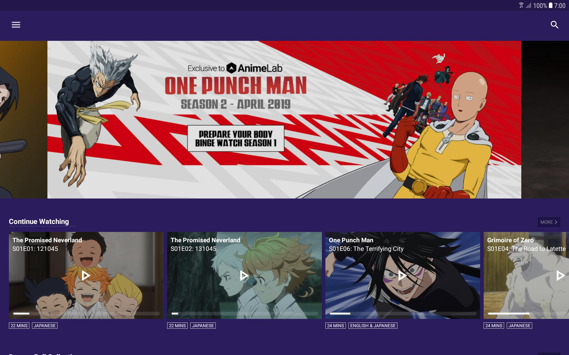 Animeultima one punch man episode 2