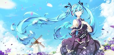 Download Live Wallpaper Of Hatsune Miku 12 Latest Version