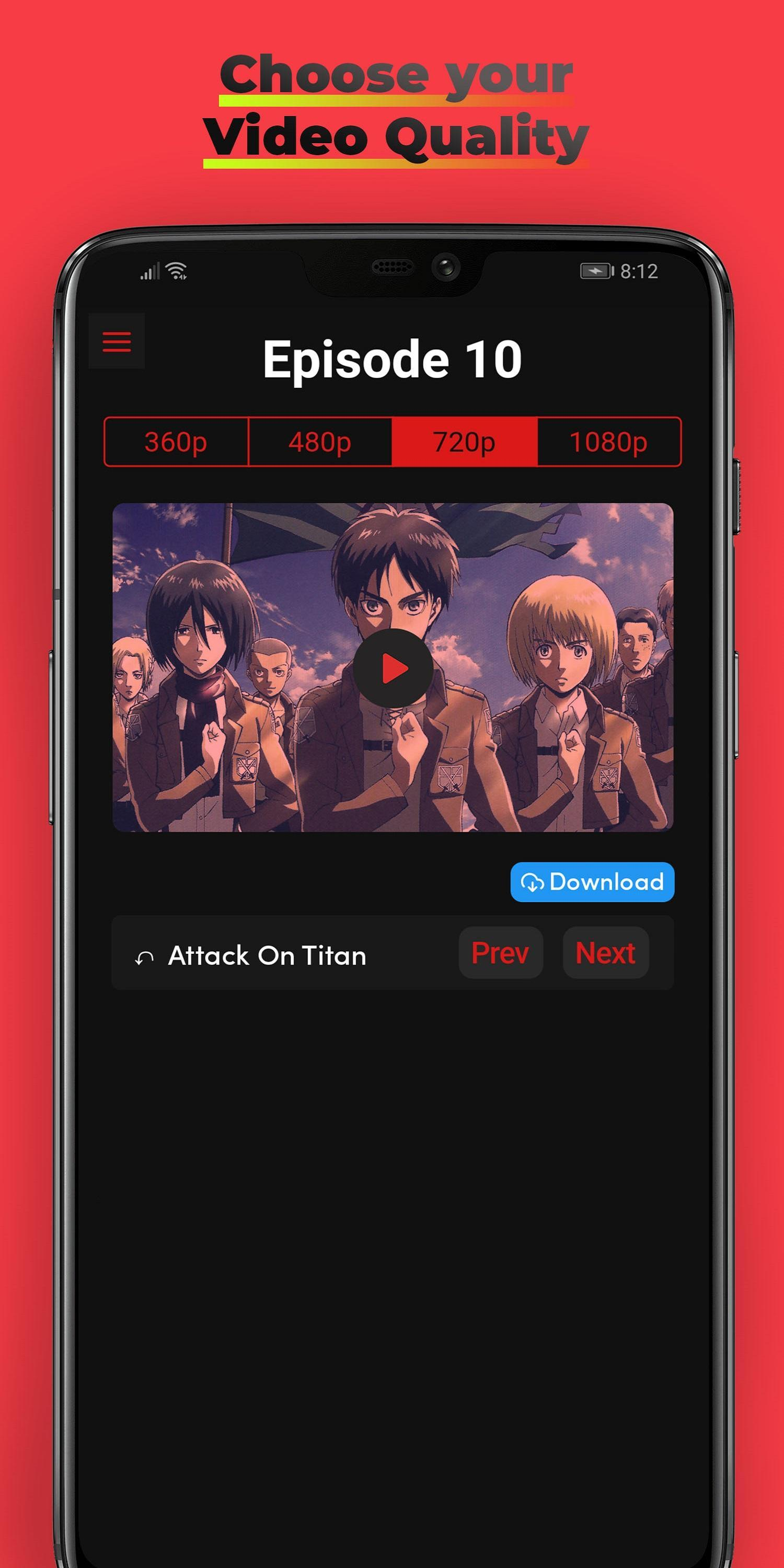 Anime Prime for Android - APK Download
