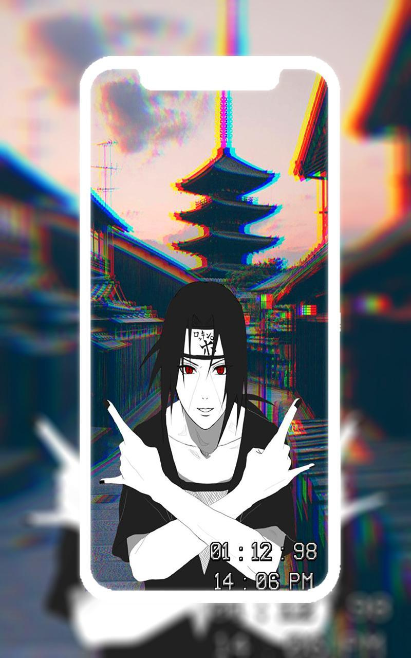 Itachi Hd Wallpapers Uchiha Anime For Android Apk Download
