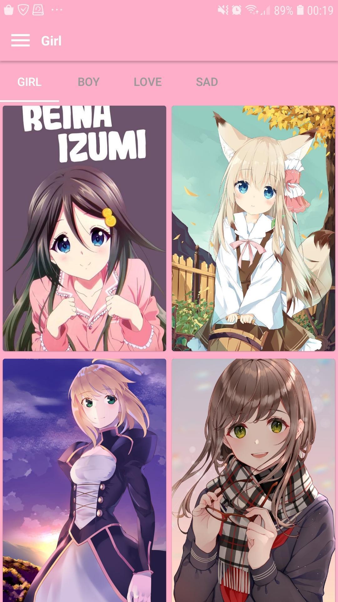 Anime Wallpaper, Anime Girl/Boy/Love ...