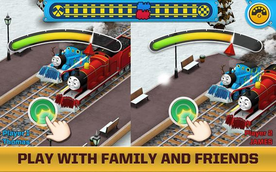 Thomas & Friends: Race On! poster