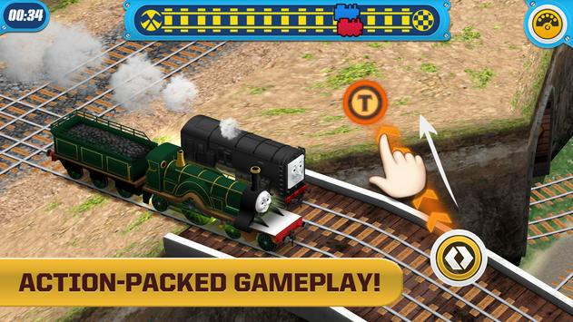 Thomas & Friends: Race On! screenshot 1