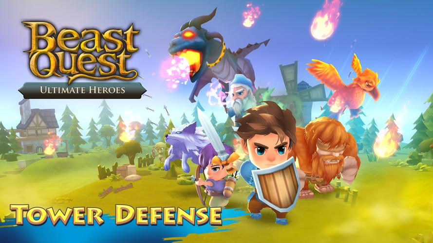 beast quest ultimate heroes for android  apk download