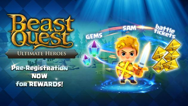 Beast Quest - Ultimate Heroes poster