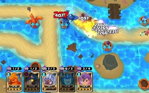 Beast Quest - Ultimate Heroes screenshot 14