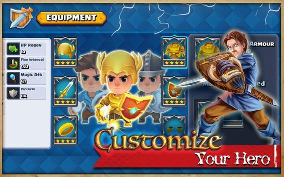 Beast Quest - Ultimate Heroes screenshot 18