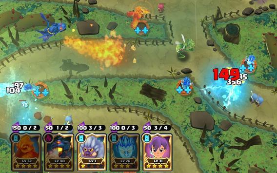 Beast Quest - Ultimate Heroes screenshot 23