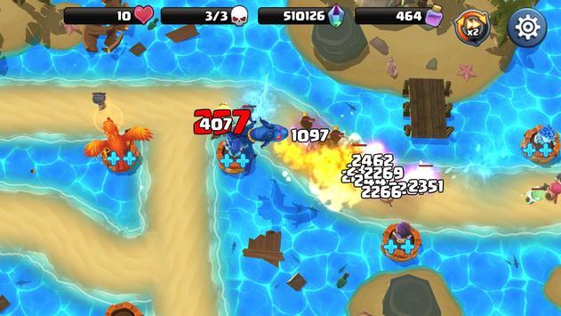 Beast Quest - Ultimate Heroes screenshot 6