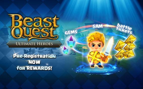 Beast Quest - Ultimate Heroes screenshot 8