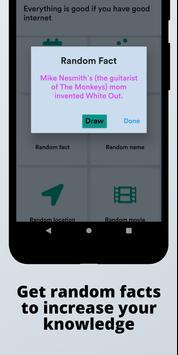 Randomize: Roulette,Coin flip,Dice roll & more screenshot 7