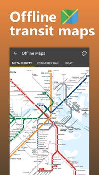 Boston Transit capture d'écran 5