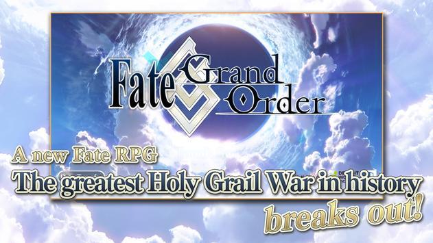 Fate/Grand Order (English) 海報