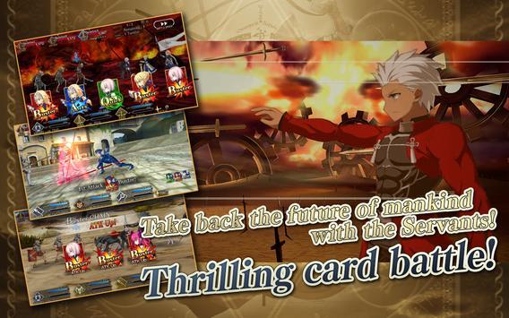 Fate/Grand Order (English) captura de pantalla 14